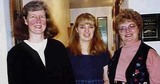 Feb 27 - Lora, Kath, Shirley