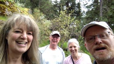 Redmond - Bloomsday visit