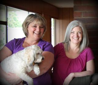 May - Holly, Kath, Linda