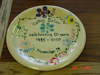 2005-11 - Kath's 50th birthday plate.jpg