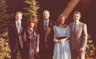 Spence,Linda,Dad,Kath,Bob