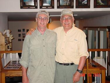 July - Bob, Jim
