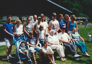 July - family reunion