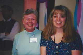 April 28 - Jeannie, Kath