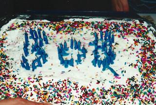 Jan - Bob's birthday