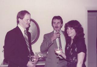 May - Spence, Bob, Linda