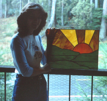 Stained Glass - Kath