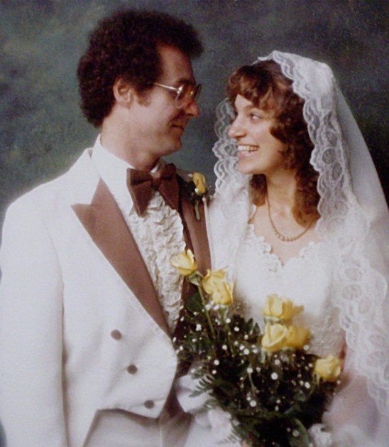 1981 - Our Wedding Day