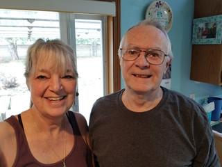 39th anniversary - Kath & Bob