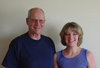 June - Dad, Kath