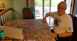 Seattle jigsaw puzzle