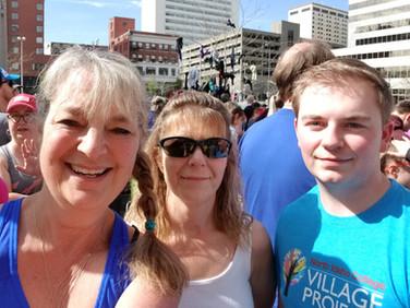 May - Kath, Wendie, Brison