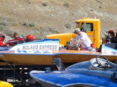 Bolams Express-Moses Lake