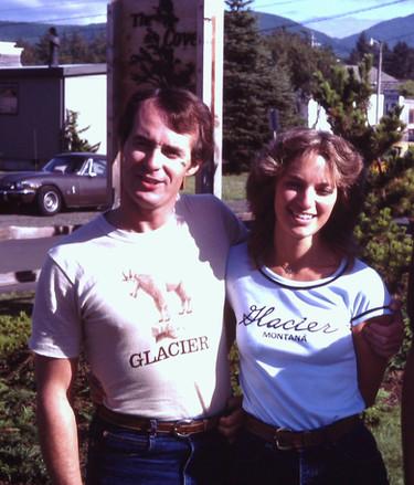 Aug - Bob & Kath