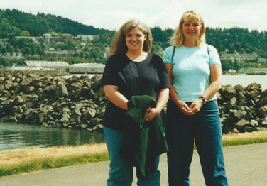 July - Linda, Kath