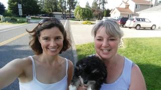 June - Megan, Joey, Kath