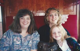 June - Linda, Kath, Fiona