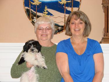 May - Shirley, Daisie, Kath