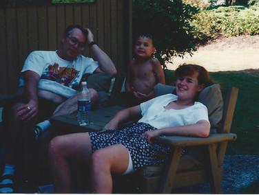 July - Bob, Cody, Tracy