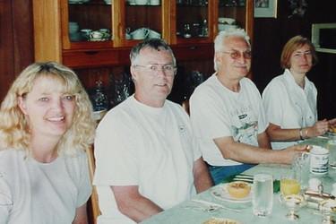 Kath, Bob, Jim, Kim