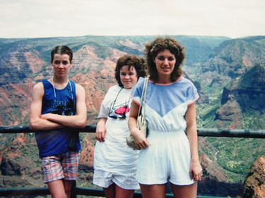 April - Brian, Tracy, Kath