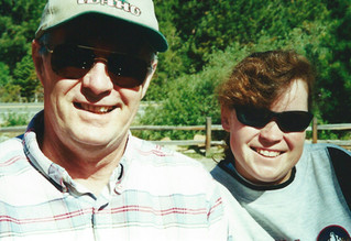 June - Bob, Tracy