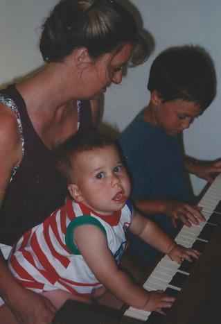Aug - Kath, Sam, Cody