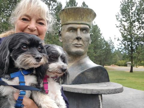 Kath, Joey, & Daisie