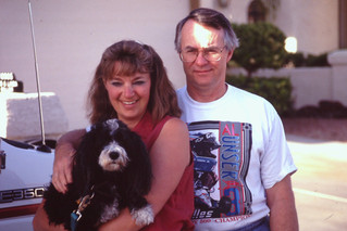April - Rosie, Kath, Bob