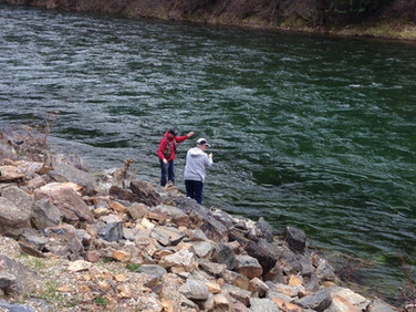 CDA River - Brian, Bob