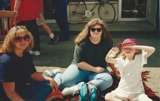 May - Kath, Linda, Fiona