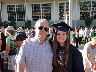 June - Katelyn's graduation