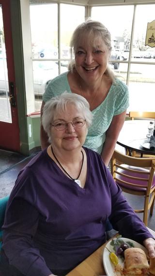 April - Shirley, Kath
