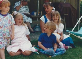 June-Fiona,Kennedy kids,Kath