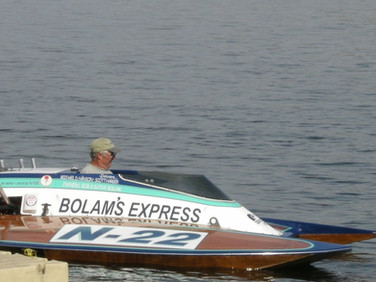 Bolam's Express - Pateros