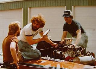 Randy, Mike, & Bob