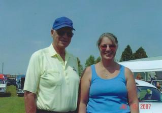 July - Dad, Kath