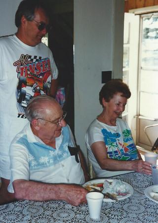 July Bob, Leonard, LaVelle