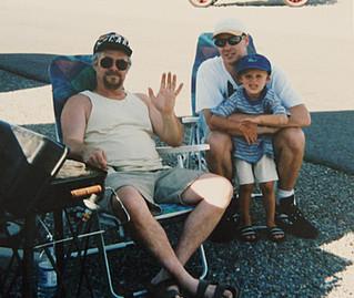 July - Bob, Brian, Marcus