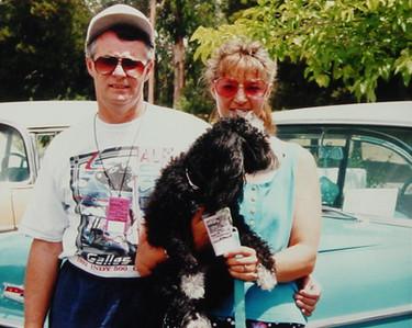 July - Bob, Rosie, Kath