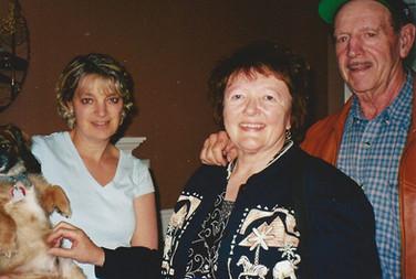 Mokie, Kath, Sharon, Harve