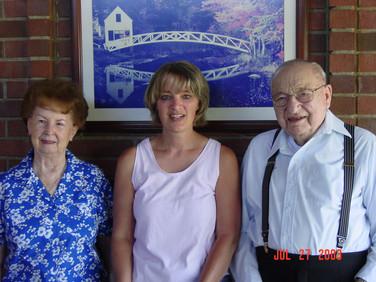 July - LaVelle, Kath, Leonard