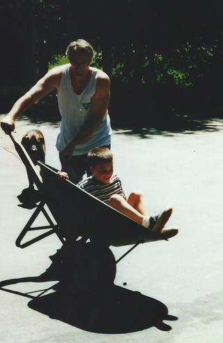 July - Bob, Cody