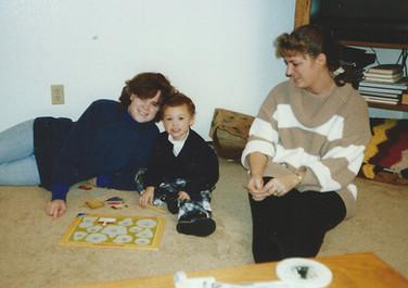Jan - Tracy, Cody, Kath