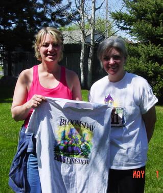 Bloomsday - Kath, Linda