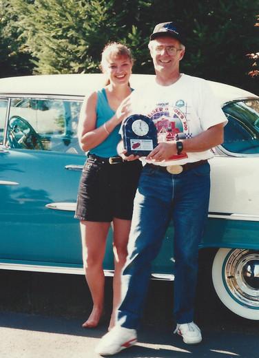 Aug - Kath & Bob
