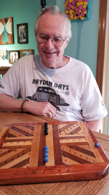 Bob's marble game