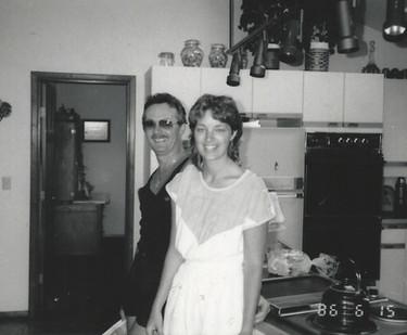 June - Bob & Kath