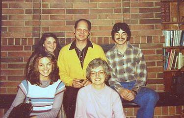 Linda,Dad,Brian,Kath,Mom