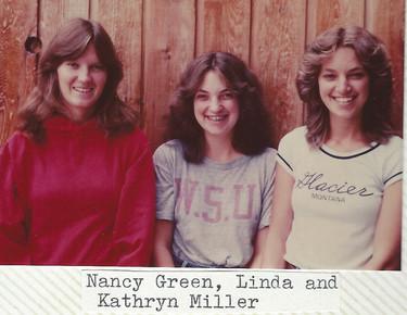 Aug - Nancy, Linda, Kath